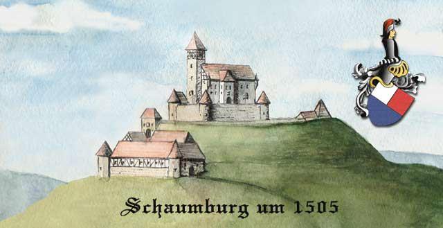 Ruine Schalkau